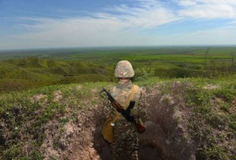 Lurer Com Situation Calm Along Nagorno Karabakh Frontline